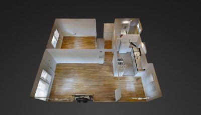 1218 N Mansfield Ave #1 3D Model